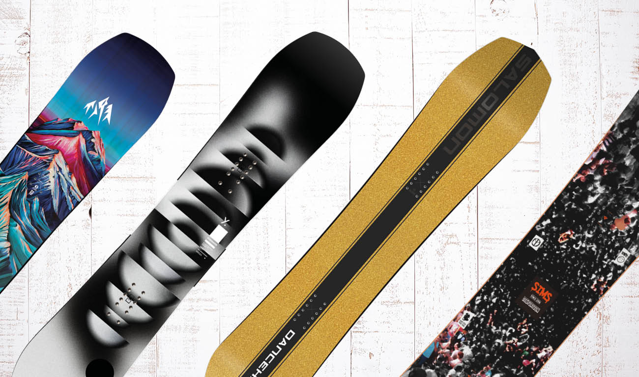 Best all mountain snowboards