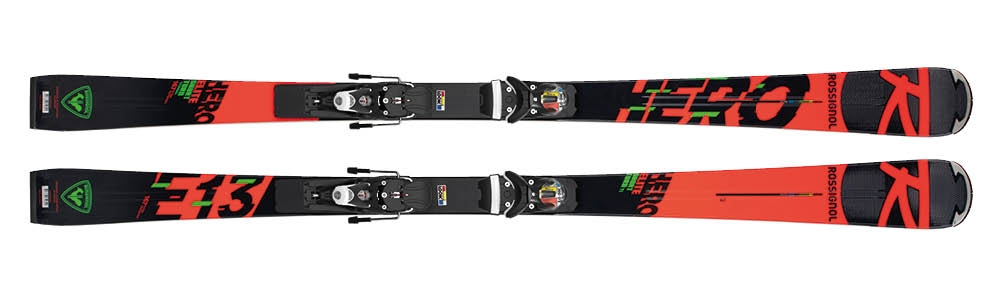 Rossignol Hero Elite ST Titanium 19//20 Alpine Skiset NEW